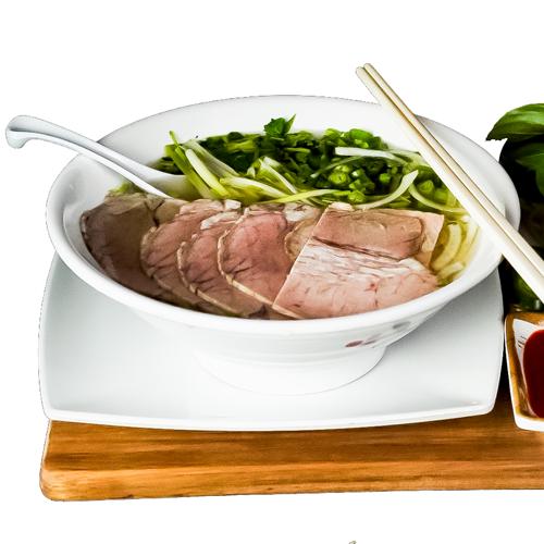 Special Food Pho Noodle Soup
