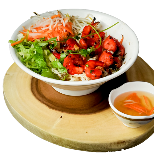 Special Food Vermicelli Noodle Bowl