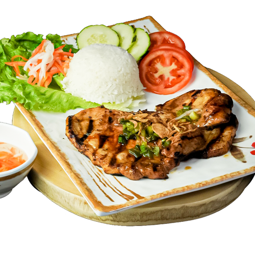 Special Food White Rice or Brown Rice Dishes