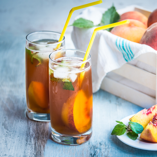Special Food Flavored Iced Tea